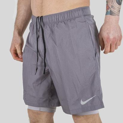 Nike Challenger 2 en 1 - Shorts d'Entraînement