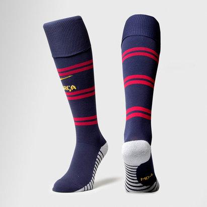 Nike FC Barcelone 18/19 - Chaussettes de Foot Domicile