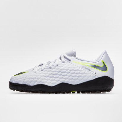 Nike Hypervenom III Academy TF - Chaussures de Foot Enfants