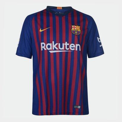 Nike FC Barcelone 18/19 - Maillot de Foot Stadium Domicile
