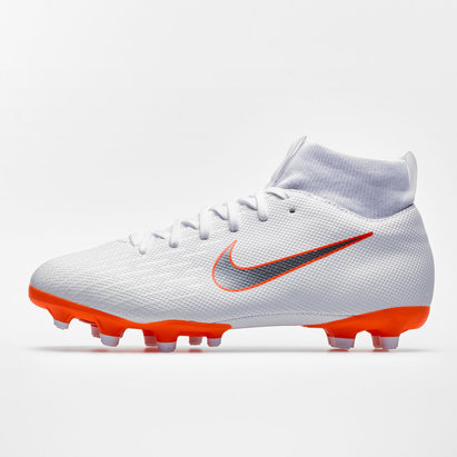Nike Mercurial Superfly VI Academy GS FG/MG - Crampons de Foot Enfants