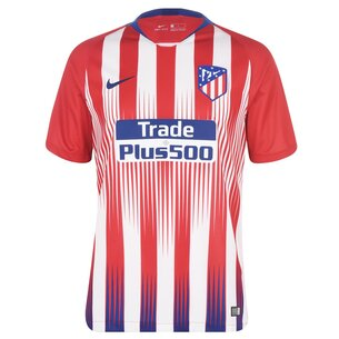 Nike Atletico Madrid 18/19 - Mailot de Foot Stadium Domicile