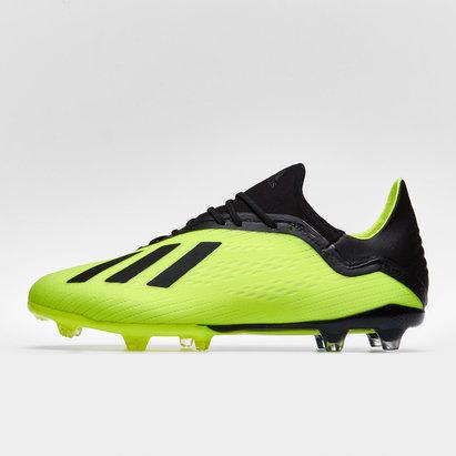 adidas X 18.2 FG - Crampons De Foot