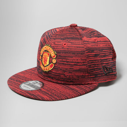 New Era Manchester United Engineered 9Fifty - Casquette de Foot Snapback