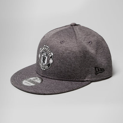 New Era Manchester United 9Fifty - Casquette de Foot Tech Shadow