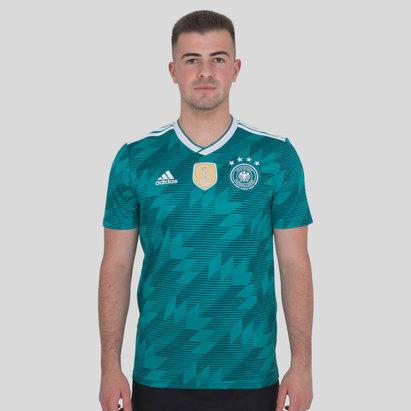 adidas Allemagne 2018 - Maillot de Foot Réplique Extérieur