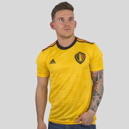 adidas Belgique 2018 - Maillot de Foot Réplique Extérieur