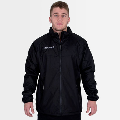 Kooga Elite Barrier - Manteau de Rugby Zippé