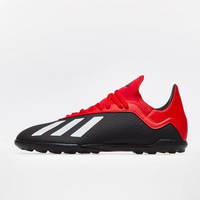 adidas X 18.3 Turf - Chaussures de Foot Enfants