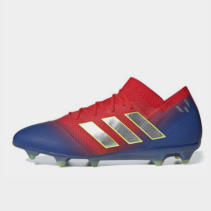 adidas Nemeziz Messi 18.1 FG - Crampons de Foot