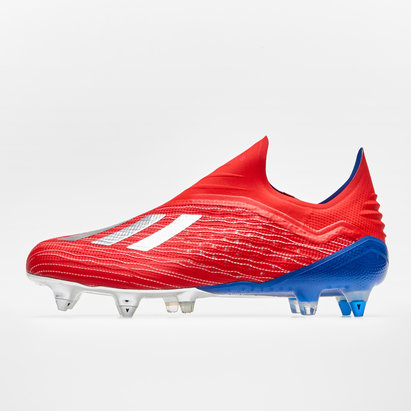 adidas X 18+ SG - Crampons de Foot