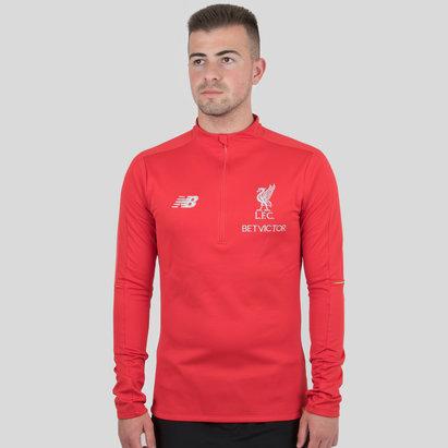 New Balance Liverpool FC 18/19 - Pull Entraînement Hybride