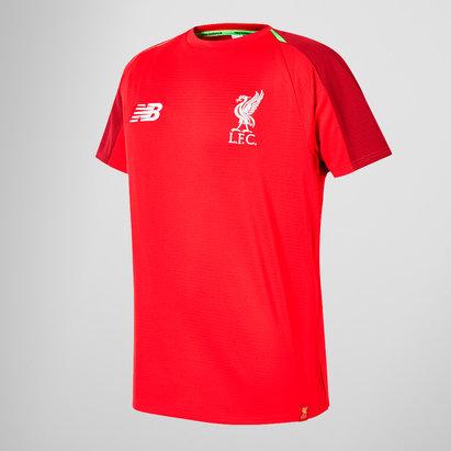 New Balance Liverpool FC 18/19 - Maillot Entraînement Elite Jeunes Enfants