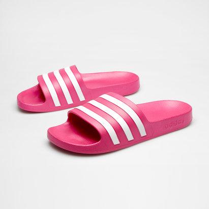 adidas adidas Adilette Aqua Cloudfoam Slide - Tongs