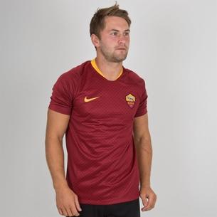 Nike AS Roma 18/19 - Maillot de Foot Réplique Domicile