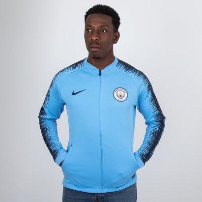 Nike Manchester City 18/19 - Veste de Foot Anthem