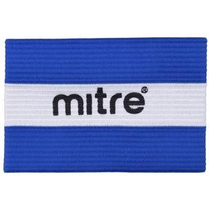 Mitre Brassard bleu de Capitaine