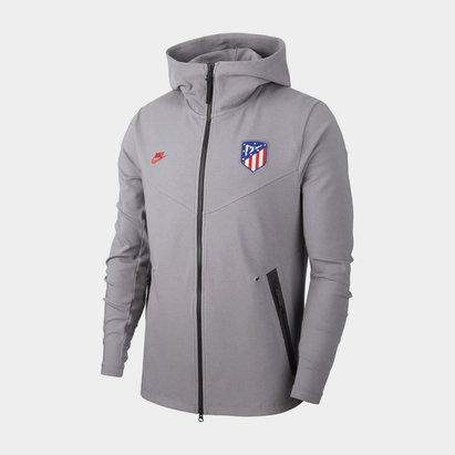 Athletico Madrid Nikesportswear Tech Pack Hoodie
