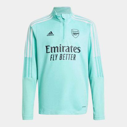 adidas Arsenal Training Top 2021 2022 Junior