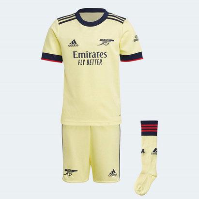 adidas Arsenal Away Mini Kit 2021 2022