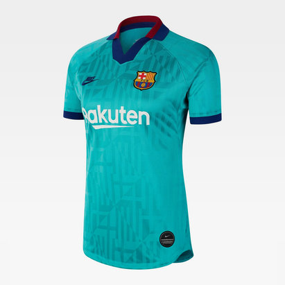 Nike FC Barcelona 3rd Kit 2020 21 Ladies