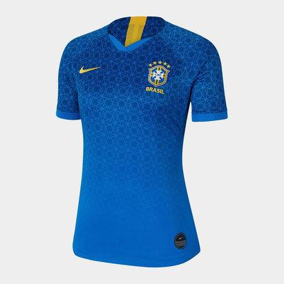 Nike Brazil Away Jersey Ladies