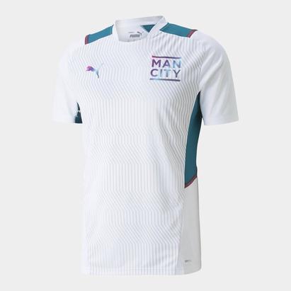 Puma Manchester City Training Top 2021 2022 Mens