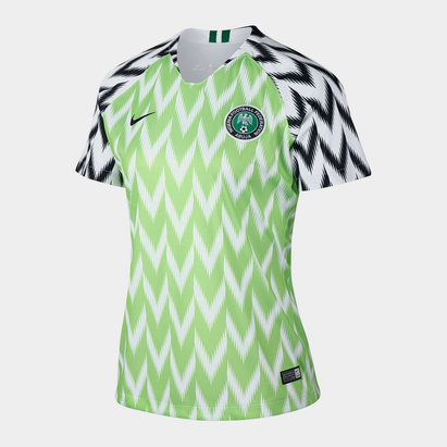 Nike Nigeria Home Jersey Ladies
