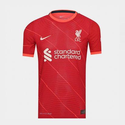 Nike Liverpool Match Home Shirt 2021 2022 Junior