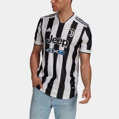 adidas Juventus Authentic Home Shirt 2021 2022