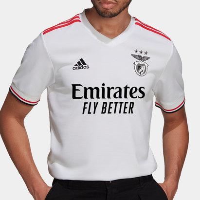 adidas Benfica Away Shirt 2021 2022