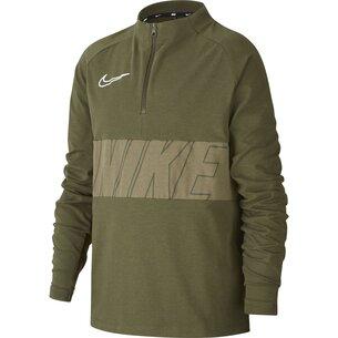 Nike Academy Drill Top Junior Boys