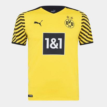 Puma Borussia Dortmund Authentic Home Shirt 2021 2022