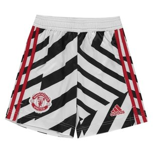 adidas Manchester United FC 3rd Shorts 2020 21 Juniors