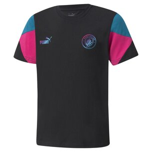 Puma Manchester City Cult T-Shirt Junior