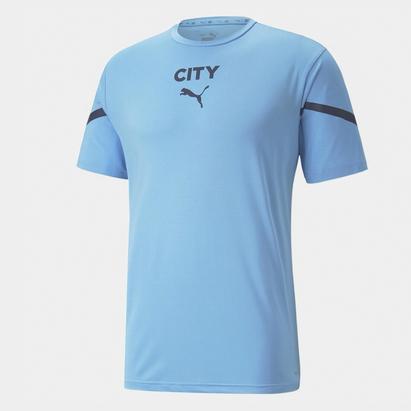 Puma Manchester City Pre Match Shirt 2021 2022 Mens
