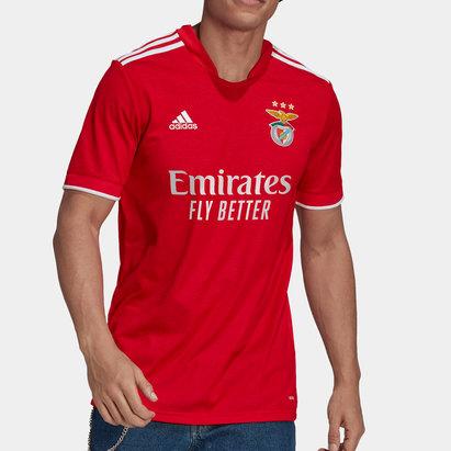 adidas Benfica Home Shirt 2021 2022