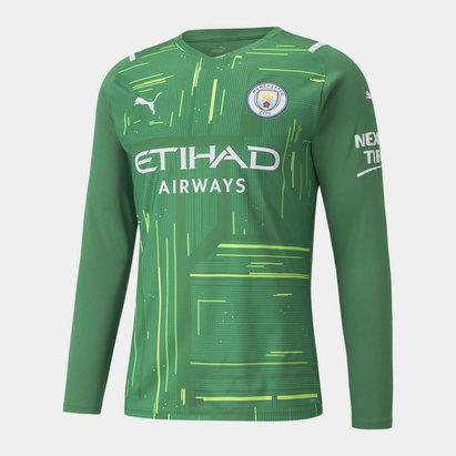 Puma Manchester City Home Goalkeeper Shirt 2021 2022