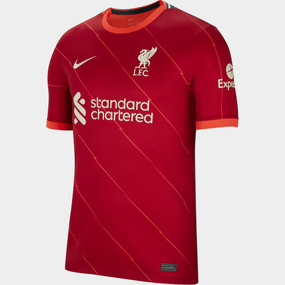 Nike Liverpool Home Shirt 2021 2022