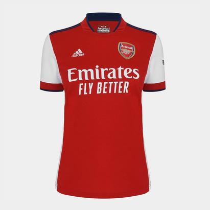adidas Arsenal Home Shirt 2021 2022 Ladies