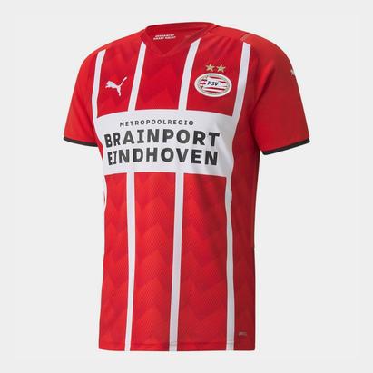Puma PSV Eindhoven Home Shirt 2021 2022