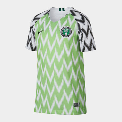 Nike Nigeria Home Jersey 2018 19 Juniors