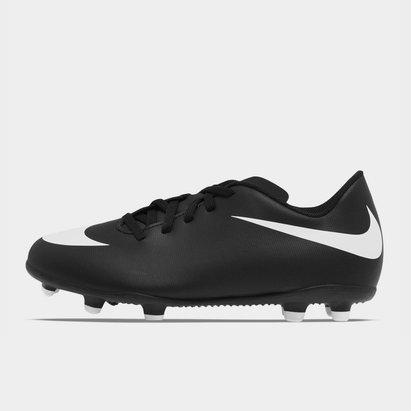 Nike Bravatax II FG Football Boots Unisex Juniors