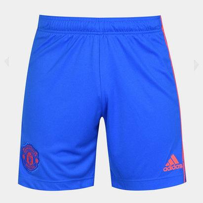 adidas Manchester United Away Shorts 2021 2022