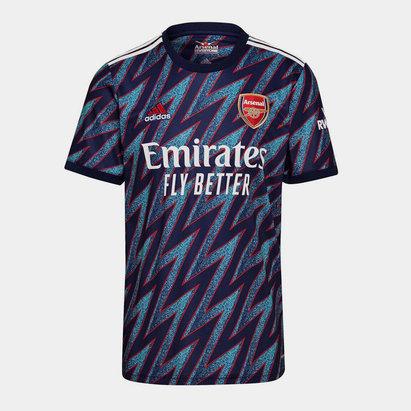 adidas Arsenal Third Shirt 2021 2022