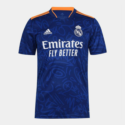 adidas Real Madrid Away Shirt 2021 2022