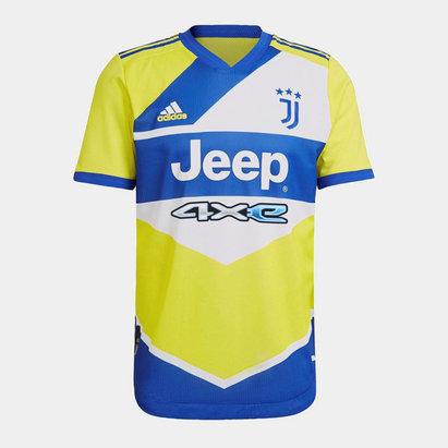 adidas Juventus Authentic Third Shirt 2021 2022