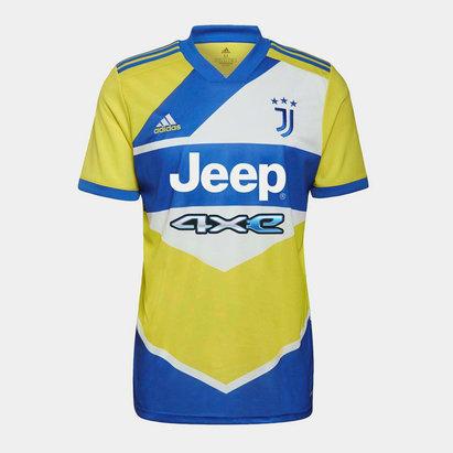 adidas Juventus Third Shirt 2021 2022 Junior
