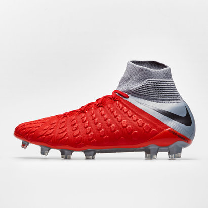Nike Hypervenom Phantom III Elite D-Fit FG - Crampons de Foot