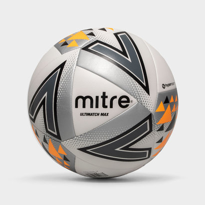 Mitre Ultimatch Max - Ballon de Foot Match